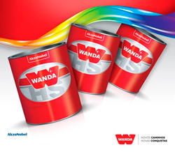 Tintas Wanda