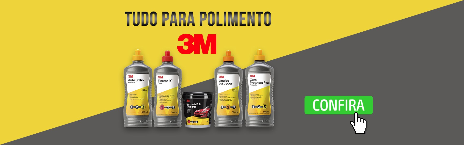 Polimento 3M