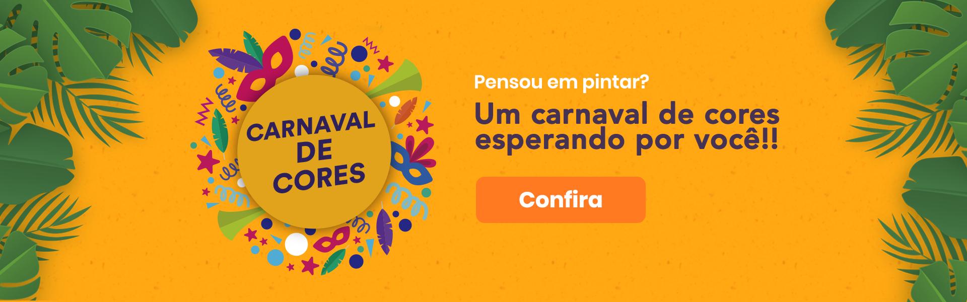 Carnaval Bela Tintas