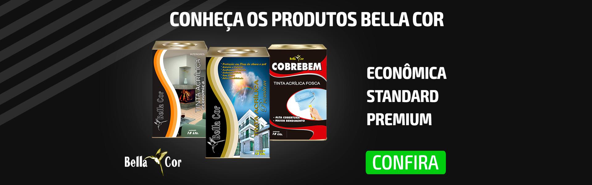 Produtos Bella Cor