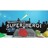 Quarto de Super Herói - Coral