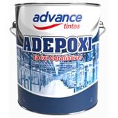 Adepoxi 96 Acabamento Vermelho Parte A 2,7L - Advance
