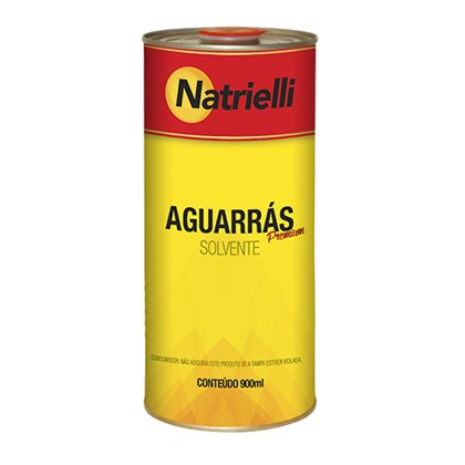AGUARRÁS PREMIUM - 900ML NATRIELLI