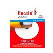 Boina De Face Espuma Branca Semi Rígida - Lincoln