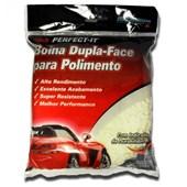BOINA DUPLA FACE BRANCA PN33313 - 3M