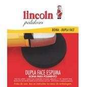 BOINA DUPLA FACE DE ESPUMA LISA - LINCOLN