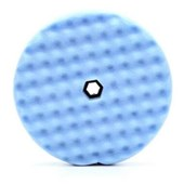 Boina Dupla Face Espuma Azul 3M