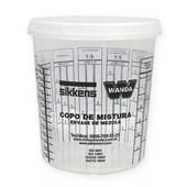 Copo Plastico P/ Catalise 1,5L - Wanda