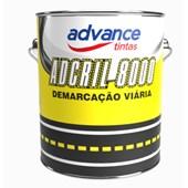 Demarcação Adcril 8000 Azul - 3,6L - Advance