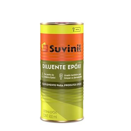 DILUENTE PARA EPÓXI - 900ML SUVINIL