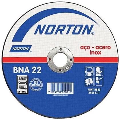Disco Corte 76x1,0x10,0 Fino - Norton