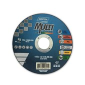 Disco Corte Multicorte 115x1,0x22,23mm - Norton
