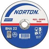 """DISCO DE CORTE FINO 76X1X10 3""""X1MM - NORTON"""