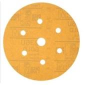 "Disco orb 150 150MM 6"" Gold 7 Furos - 3M"