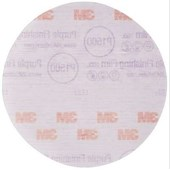 "Disco orb 1500 150MM 6"" Polimento 260L Purple - 3M"