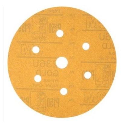 "Disco orb 600 150MM 6"" Gold 7 Furos - 3M"