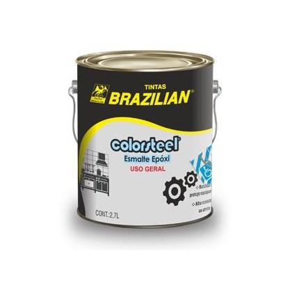 Epoxi Cinza 2,7L  N8 - Brazilian