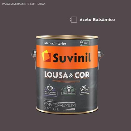 Esmalte Acetinado Lousa & Cor Aceto Balsâmico 3.2L - Suvinil
