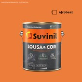 Esmalte Acetinado Lousa & Cor Afrobeat 3.2L - Suvinil