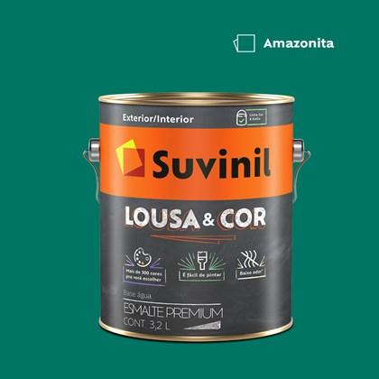 Esmalte Acetinado Lousa & Cor Amazonita 3.2L - Suvinil