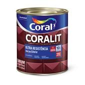 Esmalte Sintético Acetinado Coralit Ultra Resistência 900ml Coral
