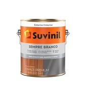 ESMALTE SINTÉTICO ACETINADO SEMPRE BRANCO - 3,6L SUVINIL