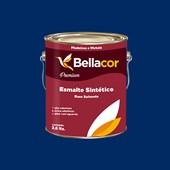 Esmalte Sintético Brilhante Azul Del Rey 3,6L - Bellacor