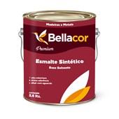 ESMALTE SINTÉTICO BRILHANTE BRANCO - 3,6L BELLACOR