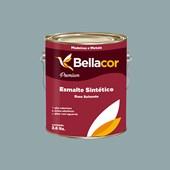 Esmalte Sintético Brilhante Cinza Médio 3,6L - Bellacor