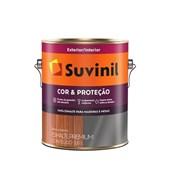 ESMALTE SINTÉTICO BRILHANTE COR E PROTEÇÃO MARROM CONHAQUE - 3,6L SUVINIL