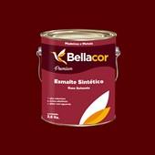 ESMALTE SINTÉTICO BRILHANTE MARROM - 3,6L BELLACOR