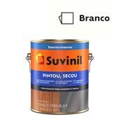 Esmalte Sintético Brilhante Pintou Secou Branco Suvinil 3,6L