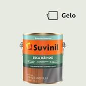 Esmalte Sintético Brilhante Seca Rápido Gelo Suvinil 3,6L