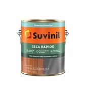 Esmalte Sintético Brilhante Suvinil Seca Rápido Preto 3,6L