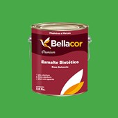 Esmalte Sintético Brilhante Verde Nilo 3,6L - Bellacor