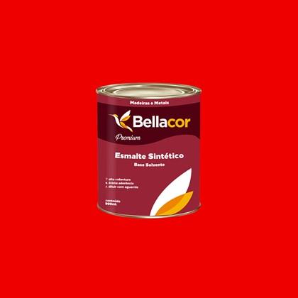 Esmalte Sintético Brilhante Vermelho 900ml - Bellacor