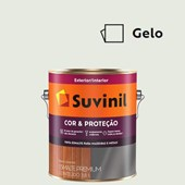 Esmalte Sintético Cor e Proteção Brilhante Gelo Suvinil 3,6L