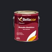 Esmalte Sintético Fosco Grafite Escuro 3,6L Bellacor