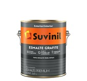 ESMALTE SINTÉTICO FOSCO GRAFITE ESCURO - 3,6L SUVINIL
