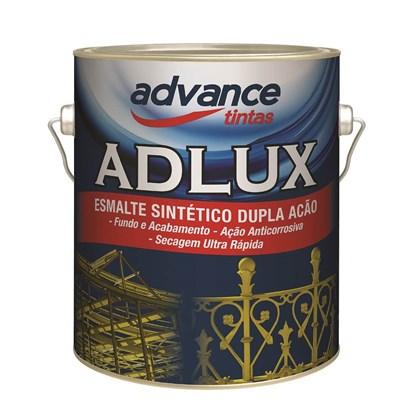 Esmalte Sintético Fosco Preto Adlux 560 3,6L -  Advance
