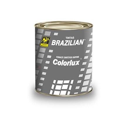 Esmalte Sintetico Preto Semi Fosco 3,6L - Brazilian