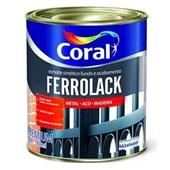 Ferrolack Antiferrugem Coralit Branco 900ml Coral