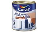 FUNDO PARA METAIS - 900ML CORAL
