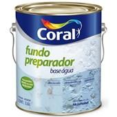 FUNDO PREPARADOR DE PAREDES BASE ÁGUA - 3,6L CORAL