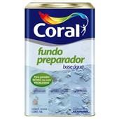 Fundo Preparador de Paredes Coral Base Água - 18L