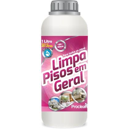 Limpa Pisos em Geral 1L - Proclean