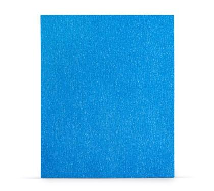 LIXA SECO 338U 225X275 BLUE - GRÃO 320 3M