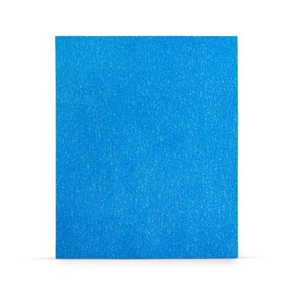 LIXA SECO 338U 225X275 BLUE - GRÃO 80 3M