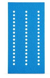 LIXA TIRA 115X225MM BLUE 321U - GRÃO 400 3M