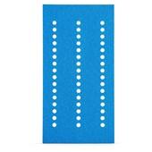 LIXA TIRA 115X225MM BLUE 321U - GRÃO 800 3M